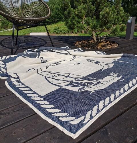 Cotton beach blanket